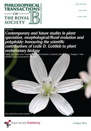 218 best native plants images on p ecological studies of polyploidy philosophical transactions of