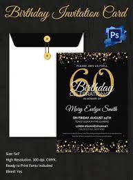 60th birthday invites u2013 gangcraft net