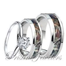 camo wedding sets best 25 camo wedding rings ideas on wedding