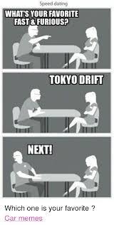 Speed Dating Meme - speed dating car meme