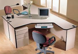 T Shaped Office Desk Furniture Brilliant Computer Office Desk Catchy Office Furniture Decor With