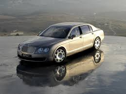bentley white 4 doors 2007 bentley continental flying spur information and photos