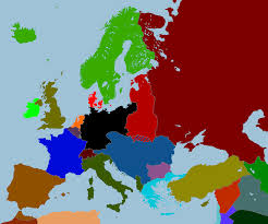 Blank Maps Of Europe by Image Blank Map Of Europe Axis Png Alternative History