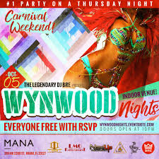 wynwood nights every thursday tickets thu oct 5 2017 at 10 00