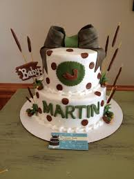 Hunting Themed Home Decor Hunting Baby Shower Cake Cakes Pinterest Hunting Baby