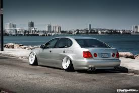 lexus gs300 sport design liberty vip lexus gs stancenation fuzion whipz pinterest