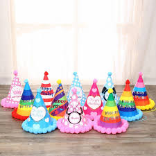 happy birthday hat hot 20 pcs fashion kids happy birthday hat paper party