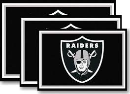 Nfl Area Rugs Oakland Raiders Nfl Area Rugs Raiders Nation And Raiders