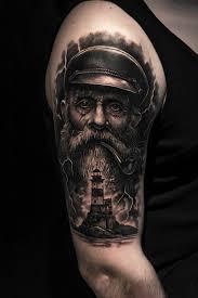 15 powerful nautical tattoos tattoodo