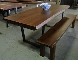 Raw Edge Table by Live Edge Tables Lorimer Workshop