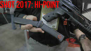 high point 2017 new hi point carbines and red ball 20rd magazines shot 2017 youtube
