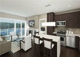 kitchen islands vancouver mariner s in sooke vancouver island condos and
