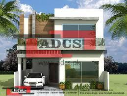 3d Home Design 5 Marla Recent Projects Adcs Part 2