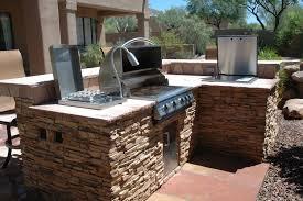 outdoor kitchens az landscape solutions