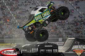 monster truck race back to charlotte for back to monster truck bash