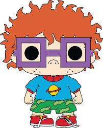 Chuckie Finster Halloween Costume Pop Animation Rugrats U2014 Chuckie Finster U002790s Nickelodeon Pop