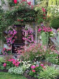 29 best country cottage garden images on pinterest flowers