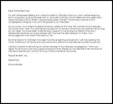 resignation letter samples u0026 templates livecareer