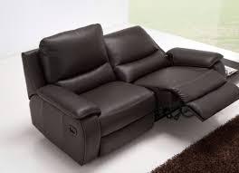 Reclining Sofa Microfiber sofa 2 seat reclining sofa memorable modena 2 seater recliner