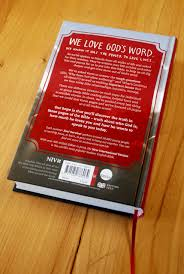 niv soul survivor youth bible hardback new international version