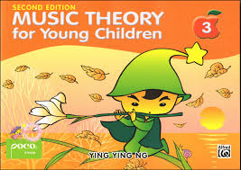 music theory for young children book 3 2nd edition poco studio