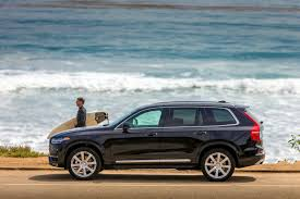 brand new volvo the volvo xc90 is durable luxurious and full of high tech