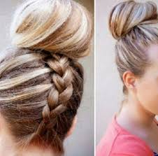 casual updo hairstyles for long hair quick easy ute casual updo