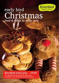 riverford early bird christmas catalogue by riverford issuu