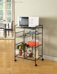 kitchen kitchen storage furniture ideas corner kitchen storage kitchen simple black metal kitchen storage furniture with four wheels and mini microwave also air