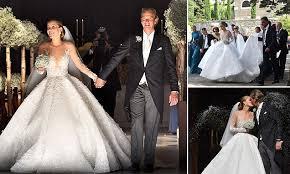gemstone heiress victoria swarovski 23 marries property mogul