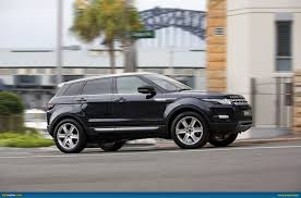 land rover evoque black modified ausmotive com range rover evoque u2013 australian pricing u0026 specs