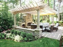 Landscaping Ideas For Large Backyards Landscape Design Ideas Backyard Small Backyard Landscape Design