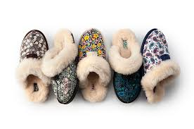 customise your ugg boots for free this autumn global blue ugg x liberty footwear collection global blue