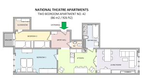 national theatre floor plan national theatre 42 floorplan prague city apartments