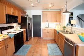 oak kitchen ideas oak cabinet kitchen ideas plain in kitchen home design interior