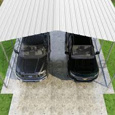 classic carport roof only 20 x 20 x 12