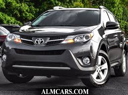 2013 used toyota rav4 fwd 4dr xle at alm gwinnett serving duluth