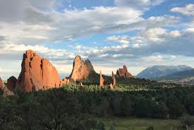 Garden Of Rocks by Glorious Garden Of The Gods Travels With Birdy