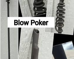 Fire Pit Poker by Blow Poke 29
