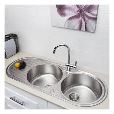 Stainless Steel Kitchen Sink Round  Bowl - Round sink kitchen