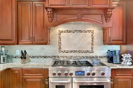 Kitchen Work Triangle by Designing With Cherry Cabinets Brick New Jersey By Design Line