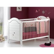 chambre bébé modulable lit bébé évolutif 70 x 140 cm doly blanc lit bébé chambre enfant