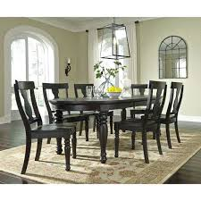 huge dining room table huge dining room table signature design by charcoal large dining