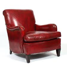 red leather arm chair u2013 peerpower co