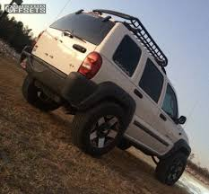 lifted jeep liberty wheel offset 2002 jeep liberty aggressive 1 outside fender