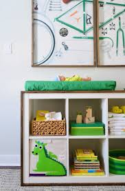 Diapers Changing Table An Easy Ikea Hack Bookcase To Wood Wrapped Changing Table