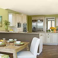 green kitchen ideas spring fresh green kitchen paint color schemes