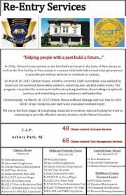 clinton house nj programs new jersey association on correction