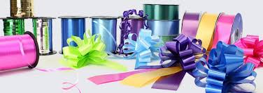shrink wrap bags with pull bows ribbons pull bows designer ribbon and bows