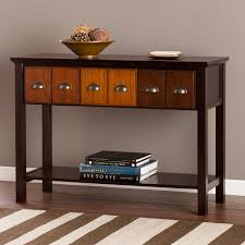 Apothecary Coffee Table by K U0026 B Furniture C1249 Console Table Hayneedle